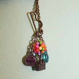 Disney Pixar Up Necklace
